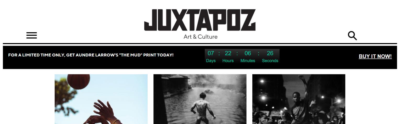 Juxtapoz: Art magazine and publication