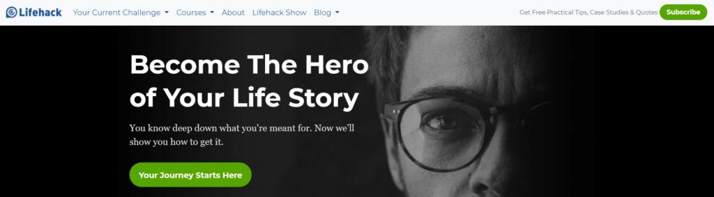 Lifehack.org: Inspirational blog and website