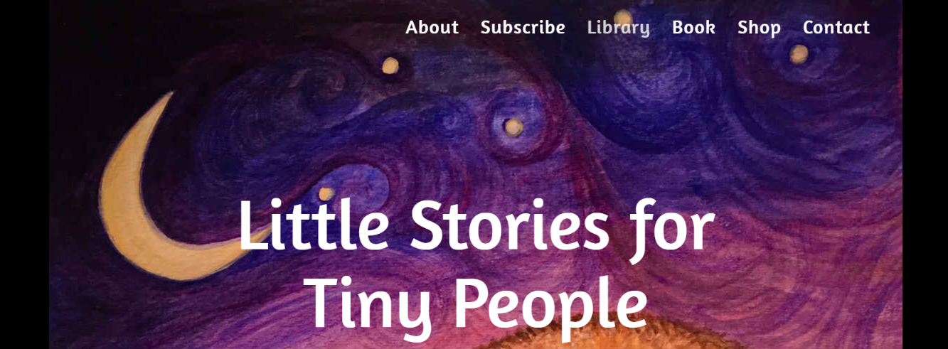 Little stories for tiny people: Kids Podcast