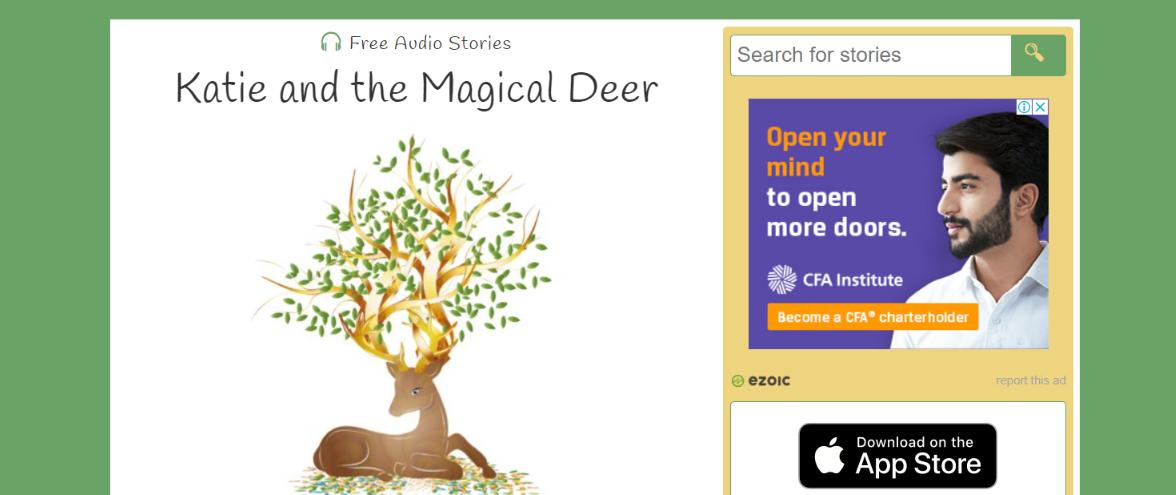 Storynory: Kids Podcast