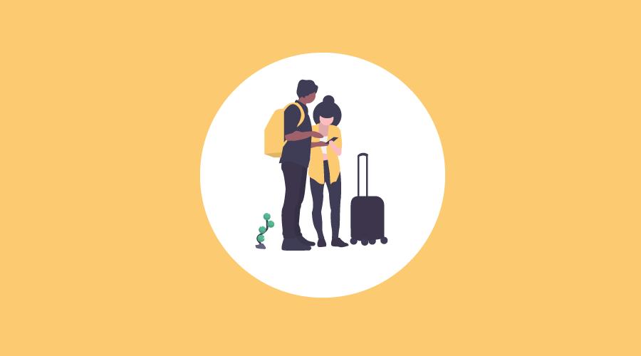 Travel newsletter - blog banner