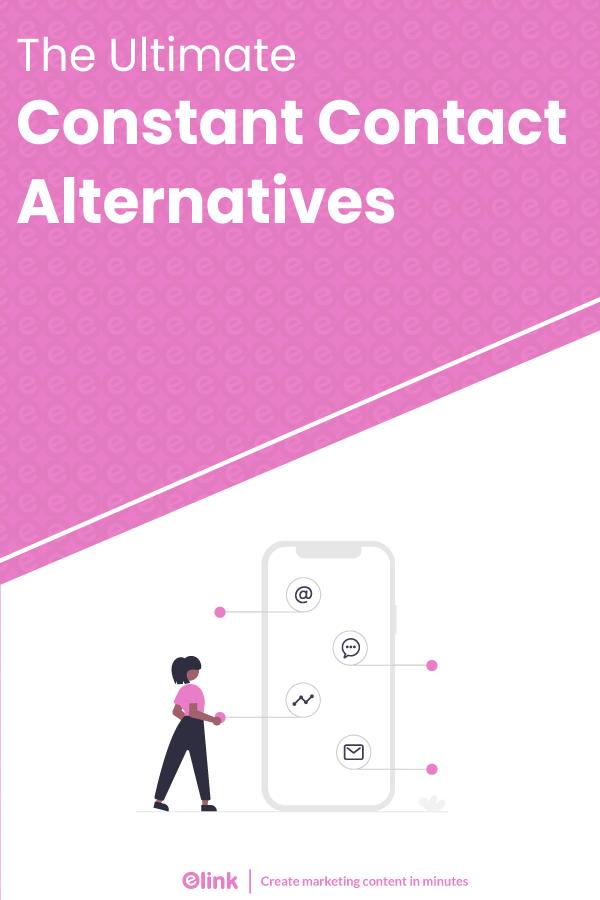 Constant contact alternatives - Pinterest