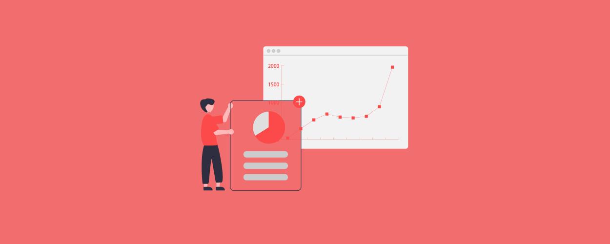Content curation statistics - blog banner