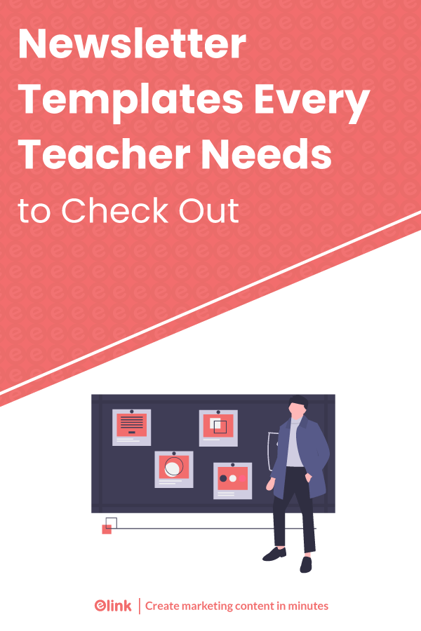 Newsletter templates for teachers - Pinterest