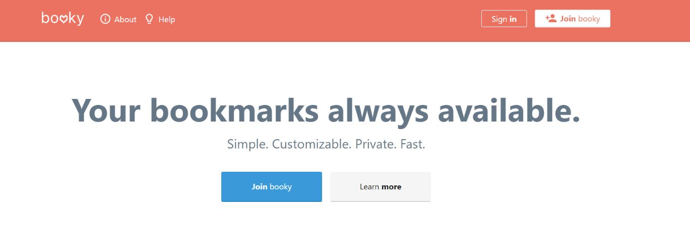 Booky.io: Pocket alternative