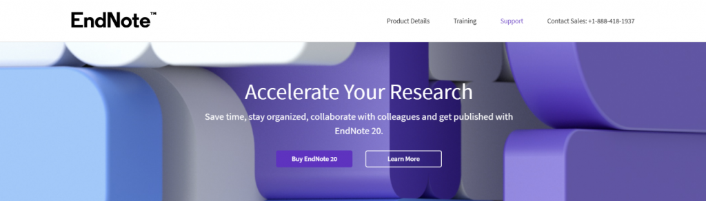 Endnote: Tool for researchers