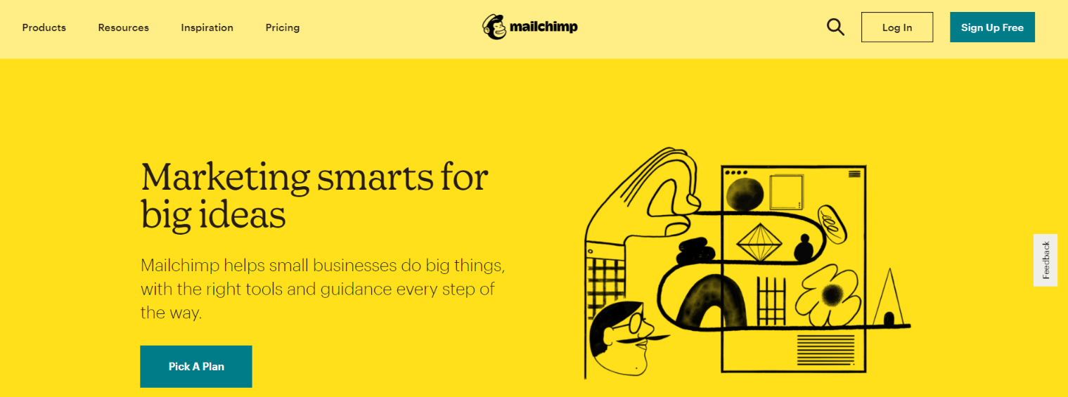 Mailchimp: Marketing software