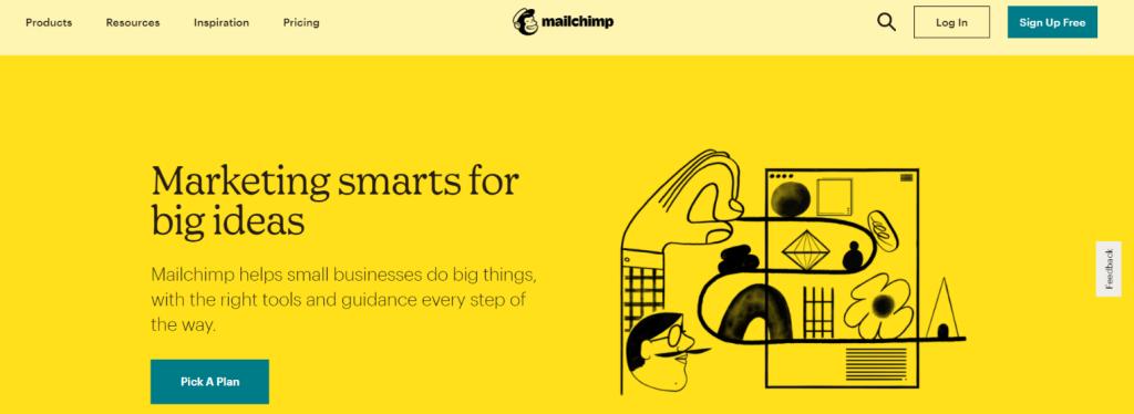 Mailchimp: Constant Contact Alternative