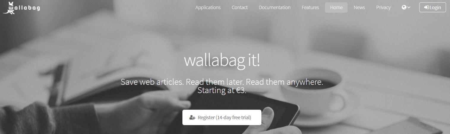 Wallabag: Pocket alternative