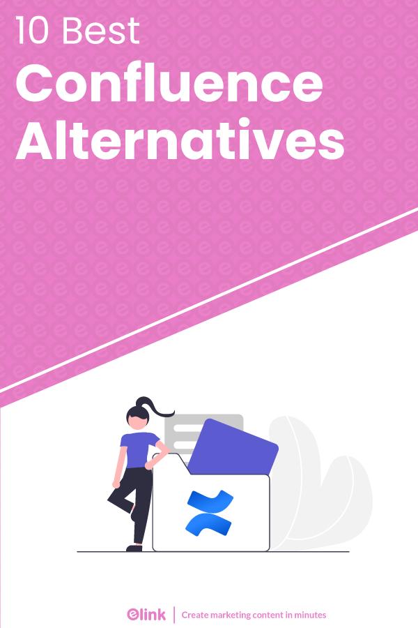 Confluence alternatives - pinterest