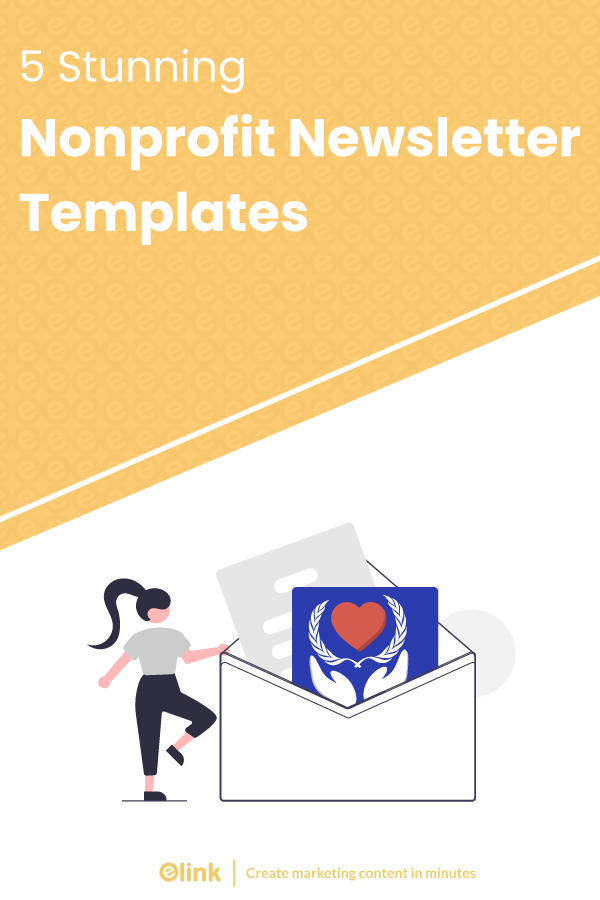 Nonprofit newsletter templates - Pinterest