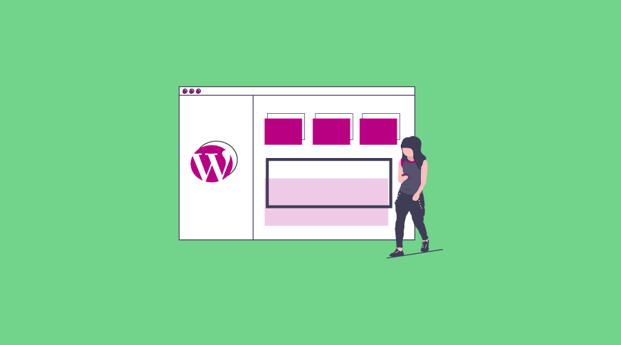 Wordpress widgets - blog banner