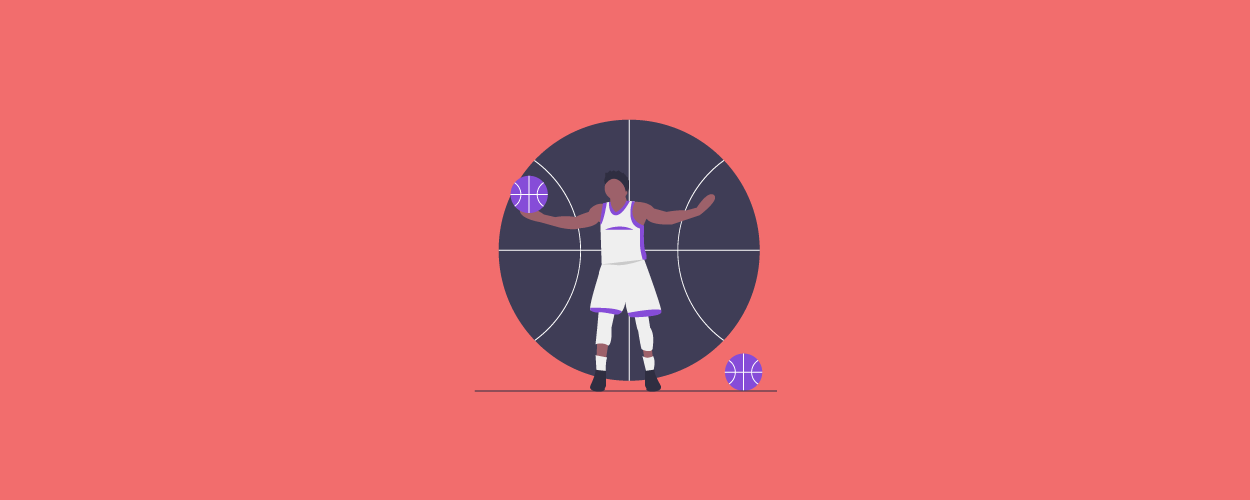 Engaging content ideas for sports websites - blog banner