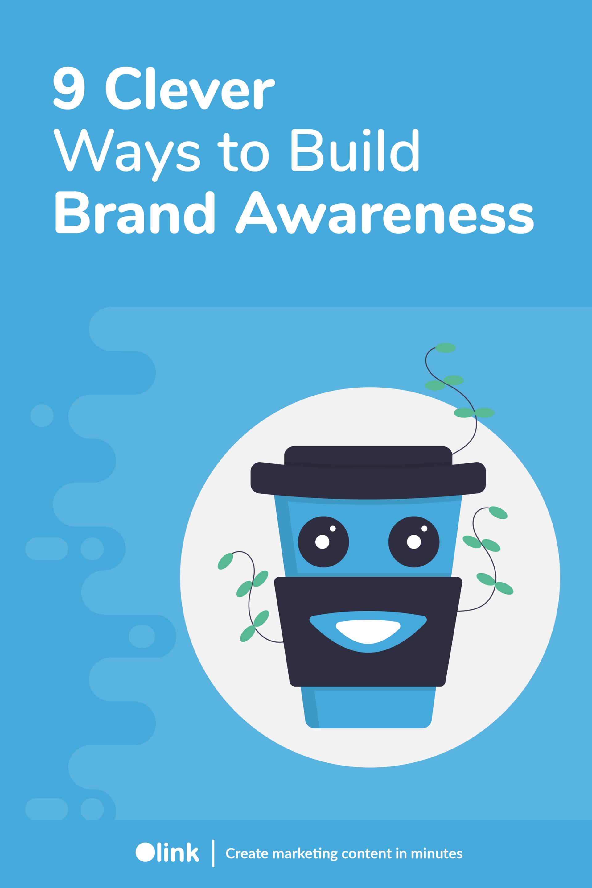 Brand awareness - Pinterest