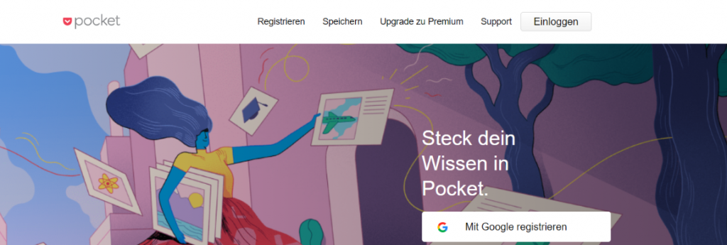 Pocket: Chrome extensions for productivity