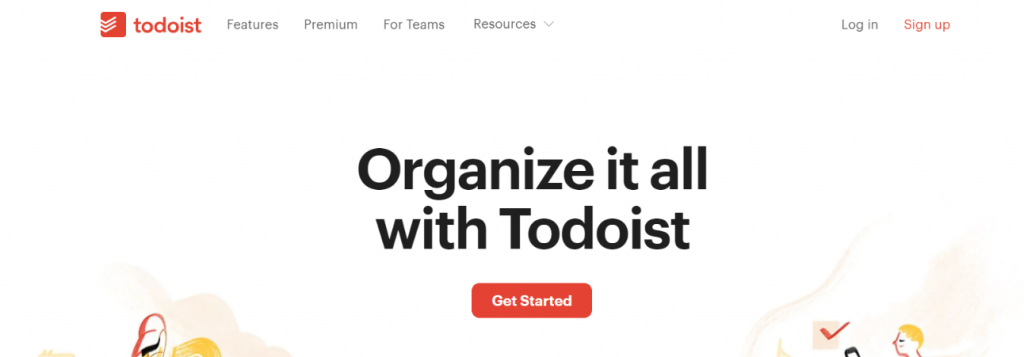 Todoist: Chrome extensions for productivity