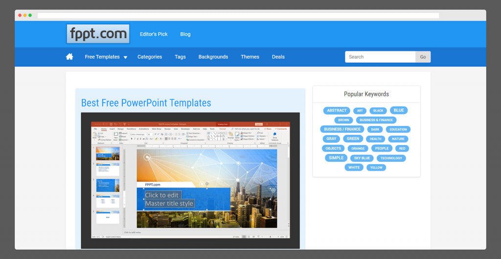 Fppt powerpoint templates