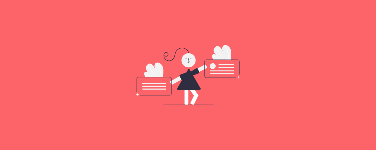 Content marketing - blog banner