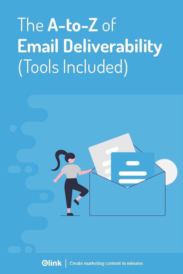Email deliverability - Pinterest