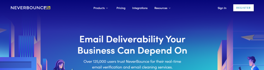 Neverbounce: Email verification tool