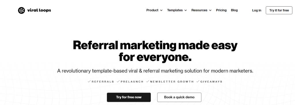 Viral loops: Viral Marketing Tool