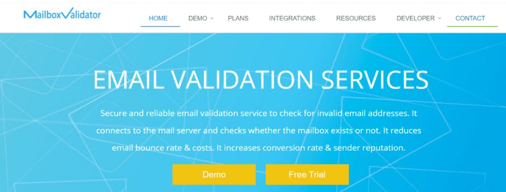 Mailbox validator: Email verification tool