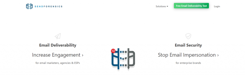 Sendforensics: Email deliverability tool