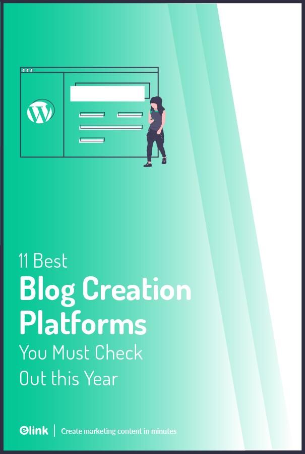 Blog sites - pinterest