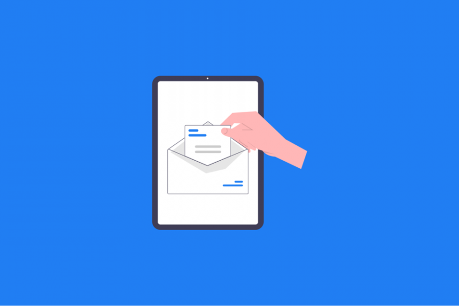 Improve email open rates - blog banner