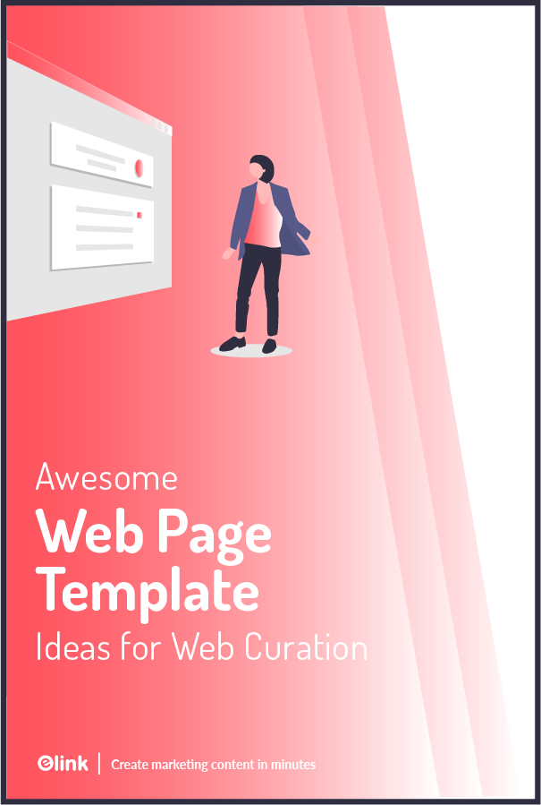 Web page templates - Pinterest