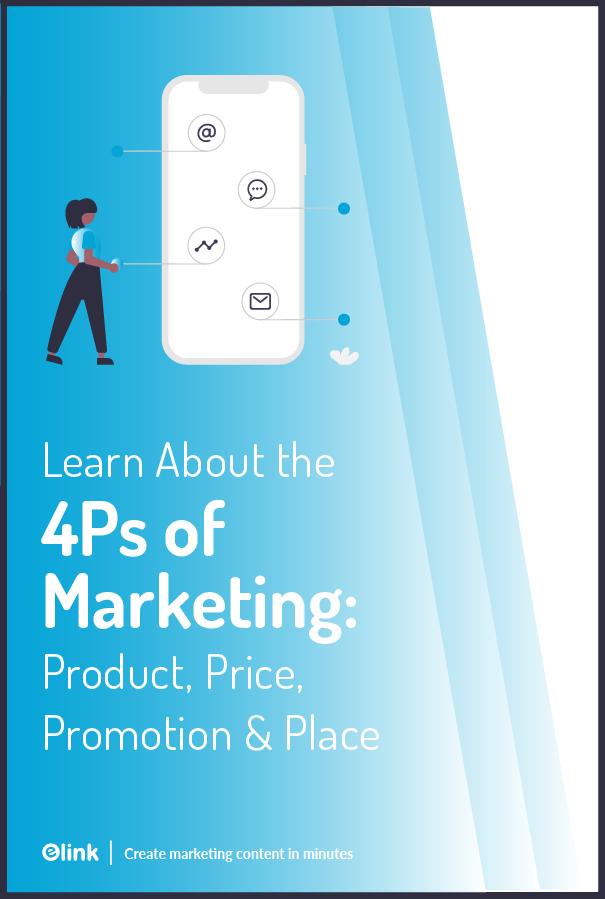 4ps of marketing - Pinterest