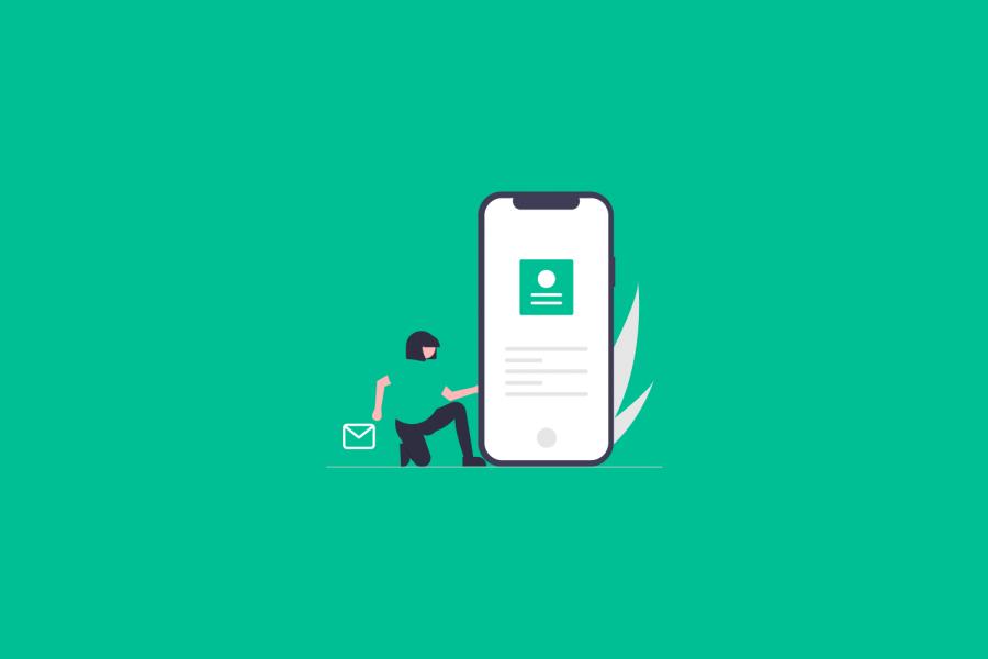 Email marketing tips - blog banner