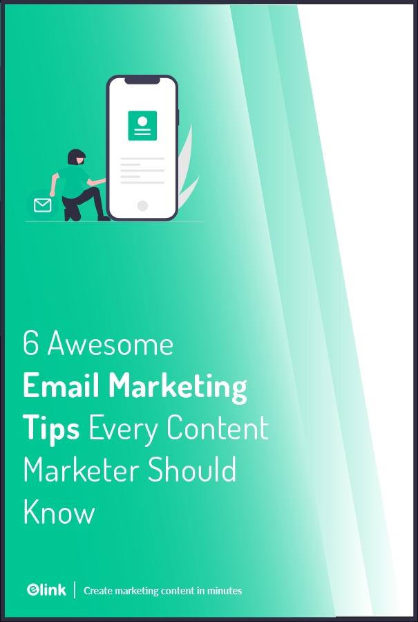 Email marketing tips - pinterest