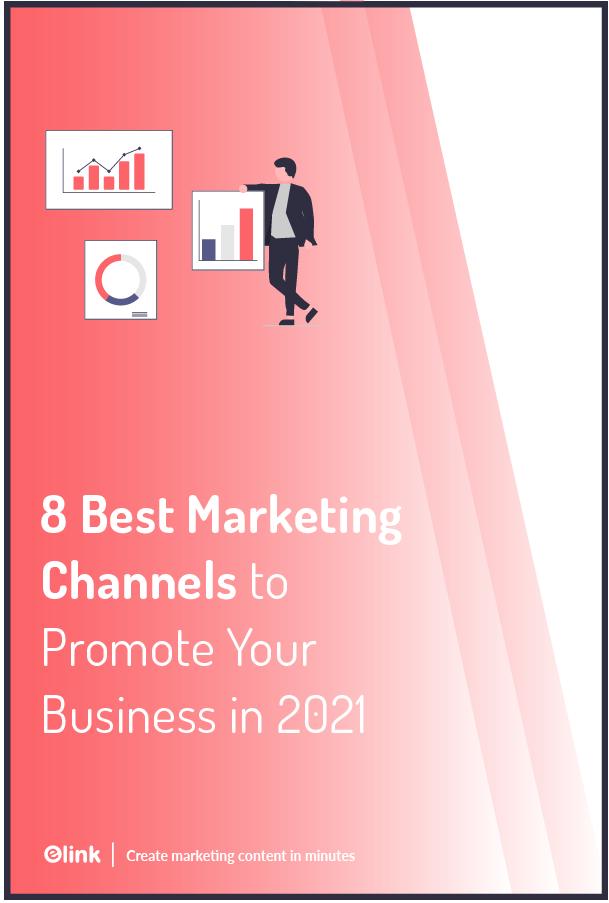 Marketing channels - Pinterest