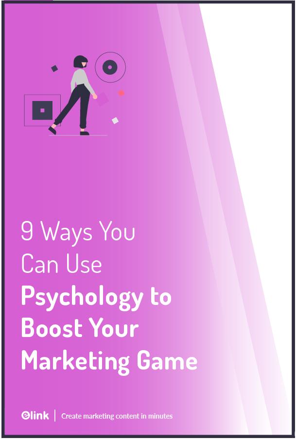 Marketing Psychology - pinterest
