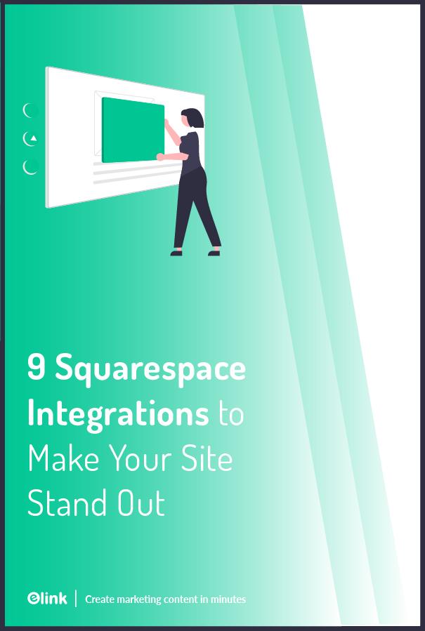 Squarespace integrations - Pinterest