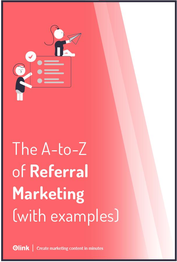 Referral marketing - pinterest