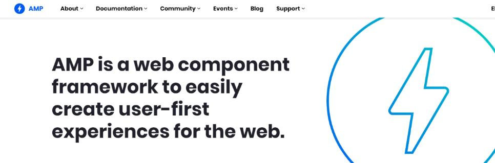 Amp: Squarespace intergration for faster mobile pages
