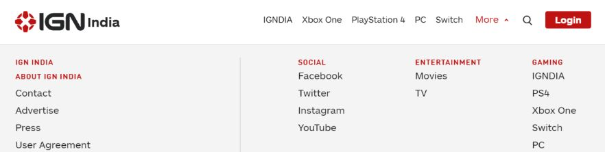 IGN: Gaming blog and website