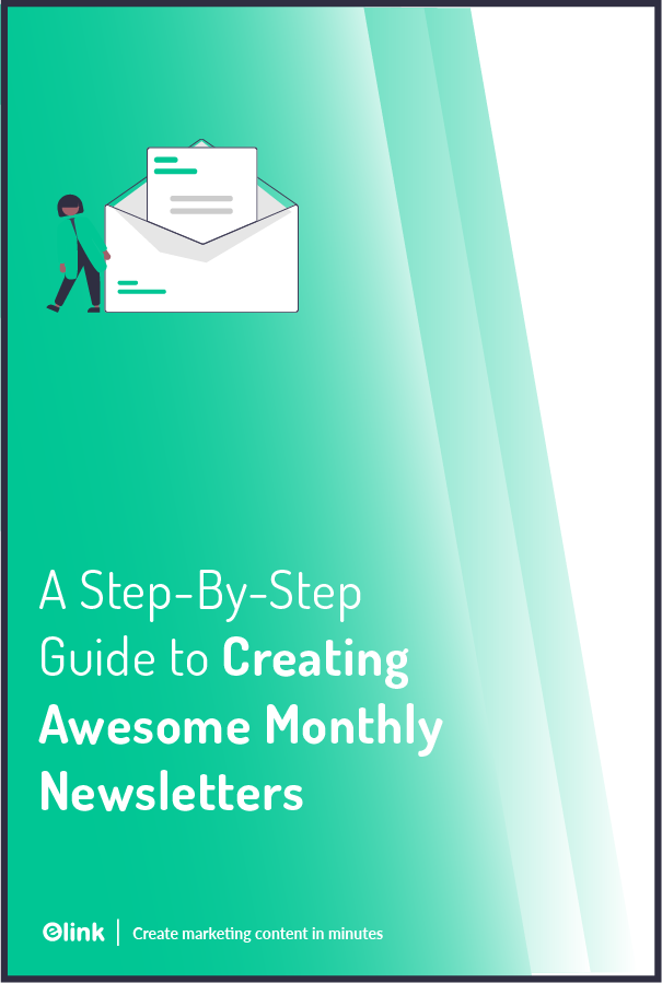 Monthly newsletters - Pinterest