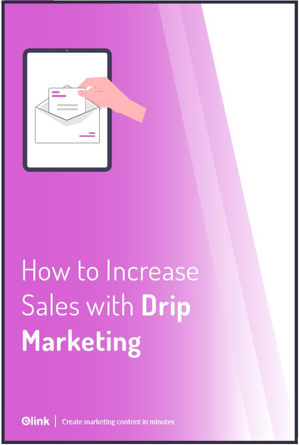 Drip marketing - pinterest