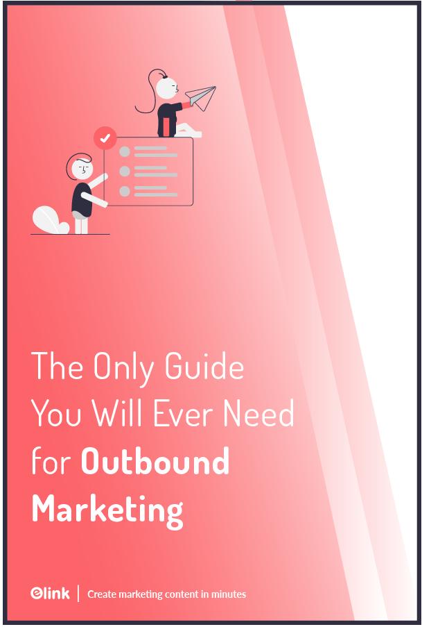 Outbound Marketing - Pinterest