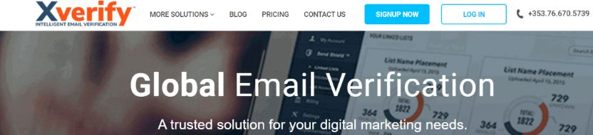 Xverify: Email cleaner