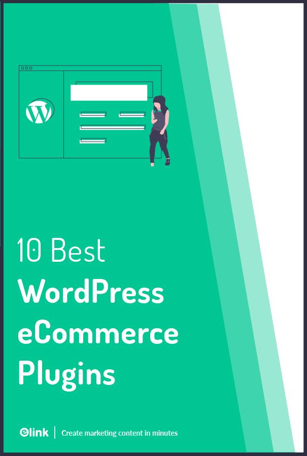 Wordpress ecommerce plugins - pinterest