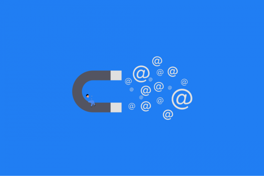 Email bounce rates - blog banner