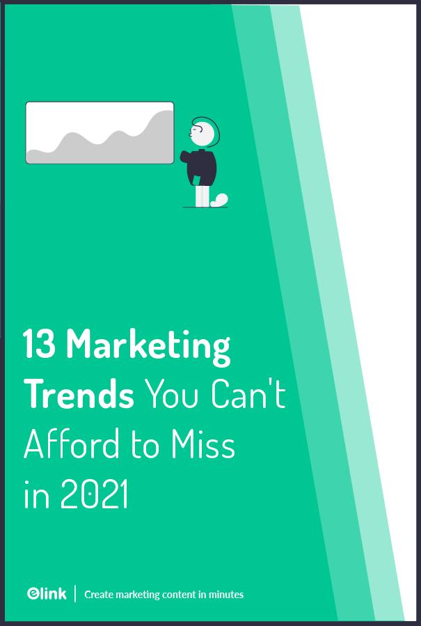 Marketing trends - Pinterest