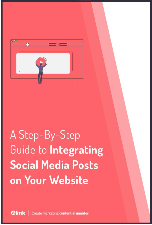 Integrate social media on website - Pinterest