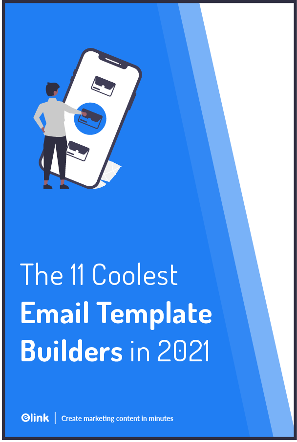 Email template builders - pinterest