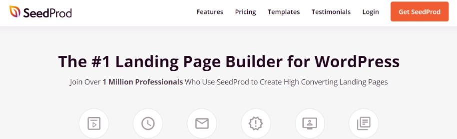 Seedprod: WordPress ecommerce plugin