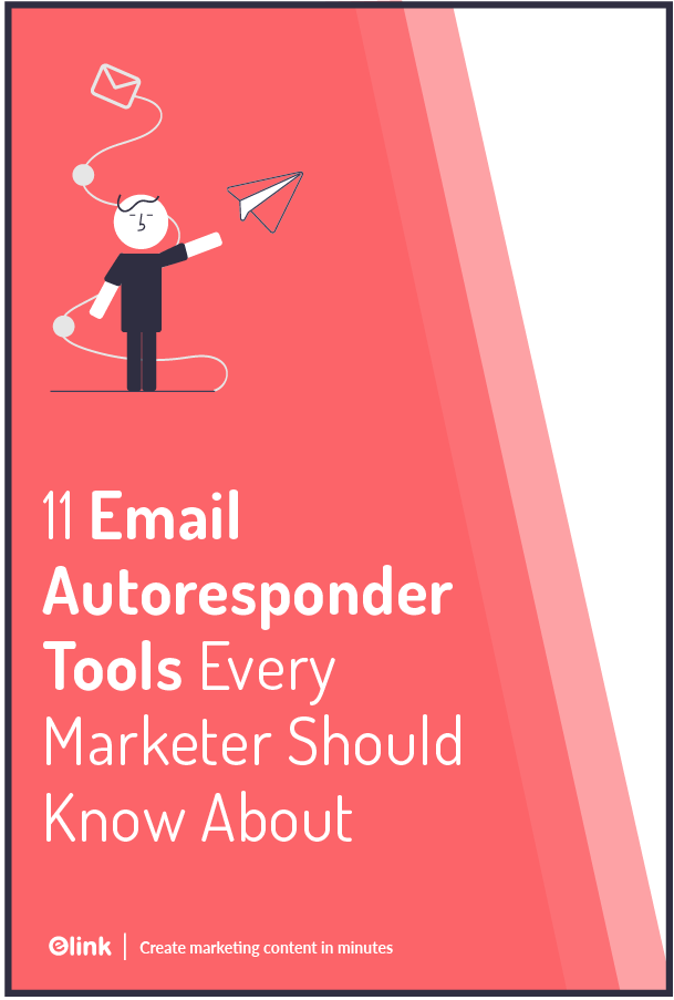 Email autoresponder tools - pinterest
